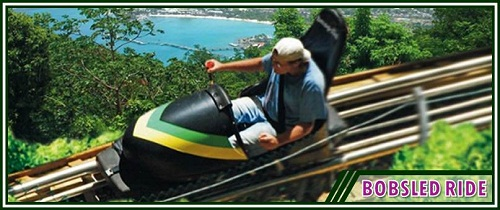 Bobsledding in Jamaica