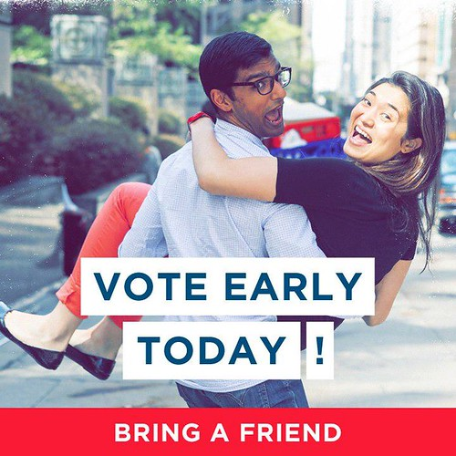 Vote Early Today