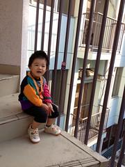 朝散歩 (2012/10/22)