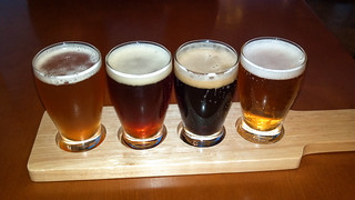 Beer Flight before the Flight