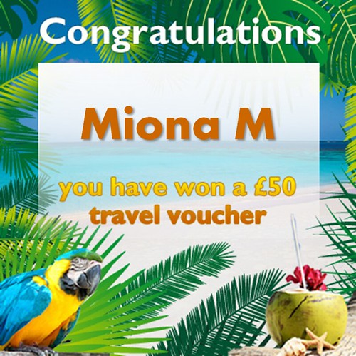 Tuesday winner: Miona