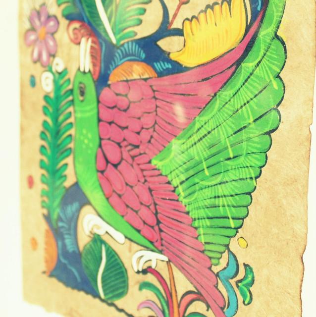 Teikning frá Mexíkó