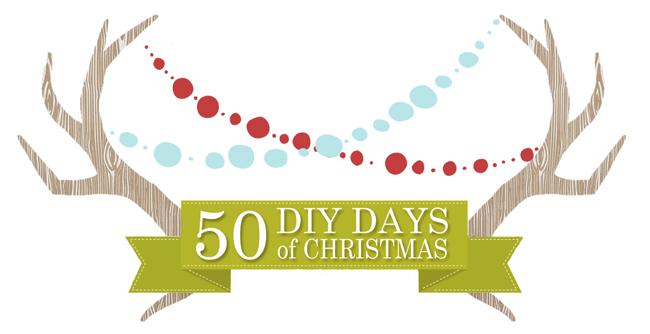50 DIY Days of Christmas