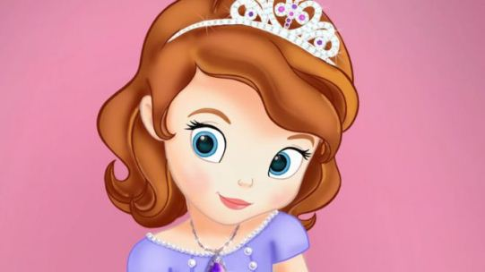 Meet Disney's Latest Princess, Sofia