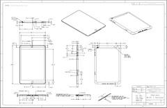 iPad mini のケースを自作できる!AppleがiPad miniとiPad(第4世代)の寸法図を公開
