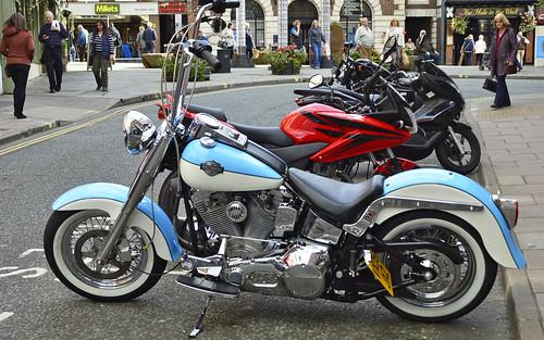 Harley Davidson, Shrewsbury