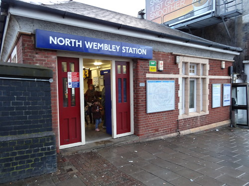 North Wembley Station