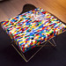 Lego table by Pim Geerts