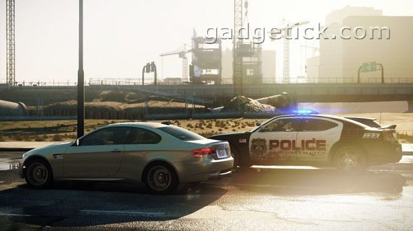 трейлер Need For Speed: Most Wanted