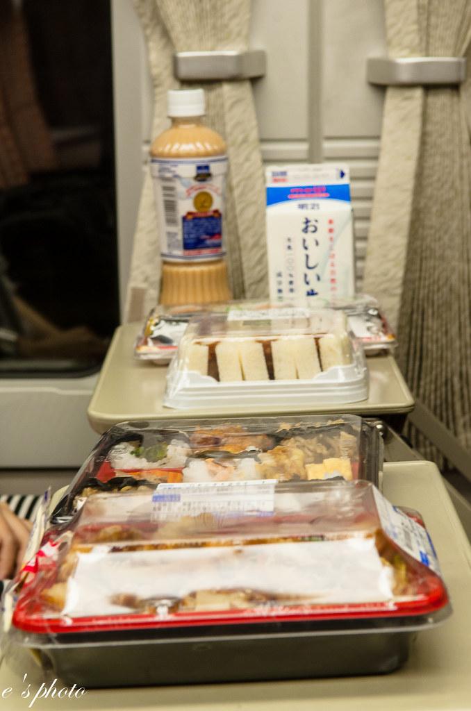日本自由行 JR東海道 鐵路便當