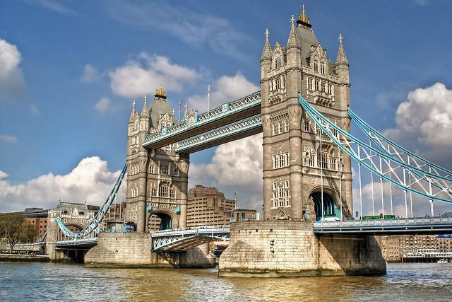 El Puente de Londres   Inglaterra