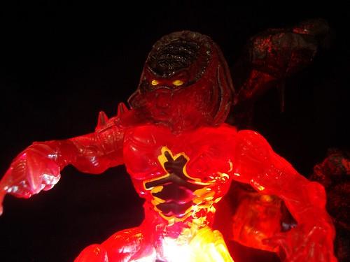 Lava Planet Predator