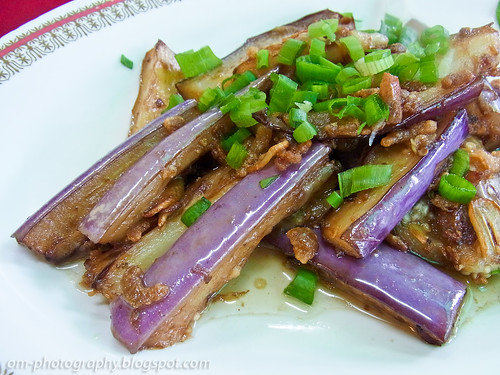 de food land / de foodland, stir fried eggplant R0019325 copy