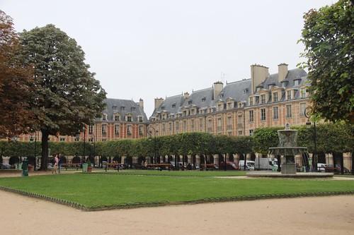 Hotel Pavilllon de La Reine Place des Vosges Paris