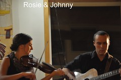 Thumbnail image for Cape Breton Fiddler Rosie Mackenzie & Guitarist Johnny Muise Perform at Cabot Shores