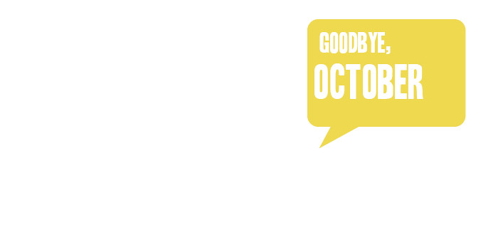october dash dot dotty recap
