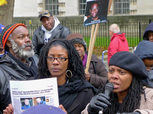 2012 annual march against deaths in custody