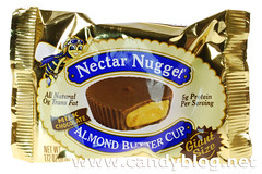 Nectar Nugget Almond Butter Cup