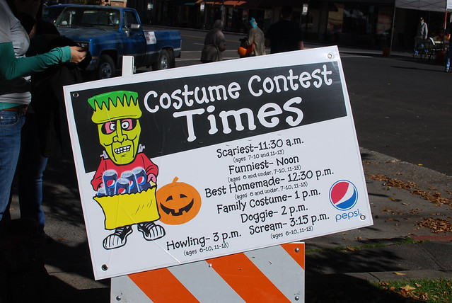 Halloween Festival 2012