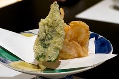 food, dish, cuisine, tempura,