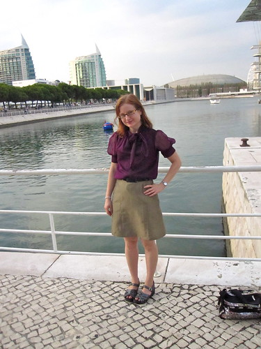 Bronze Skirt Front