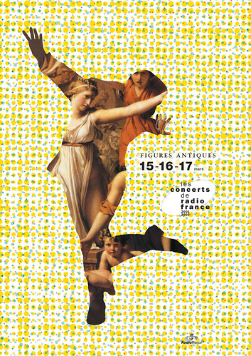 Poster_08. Design: Anette Lenz for Radio France.