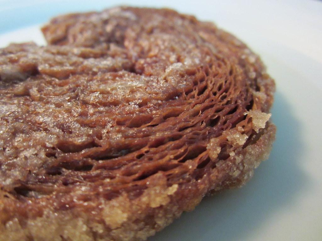 Chocolate Palmier Recipe
