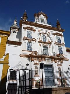 Andalusien Sevilla Hospital de la Caridad