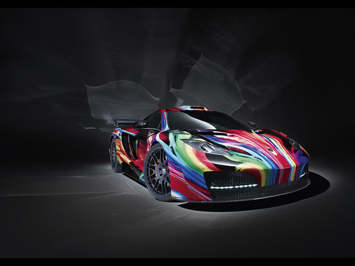 2012 Hamann McLaren MP4-12C memoR Art Car Pictures