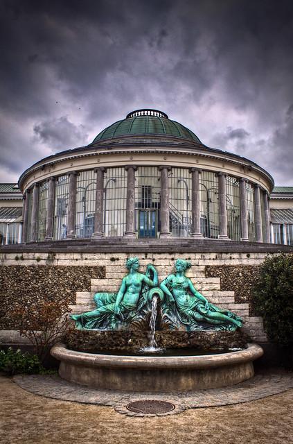 0305 - Belgium, Brussels, Botanical Garden HDR