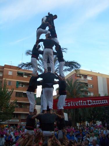 Castellers de Sant Andreu de la Barca