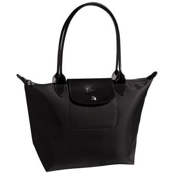Longchamp Planetes black medium