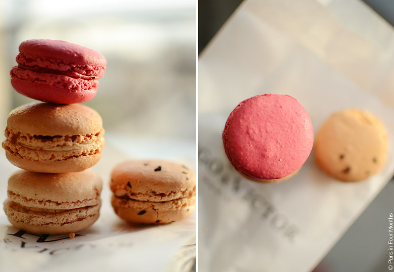Yummy Macarons From Hugo & Victor by Carin Olsson (Paris in Four Months)