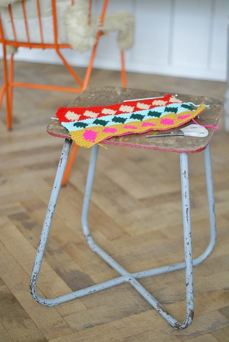 p♦r♦o♦j♦e♦c♦t by wood & wool stool