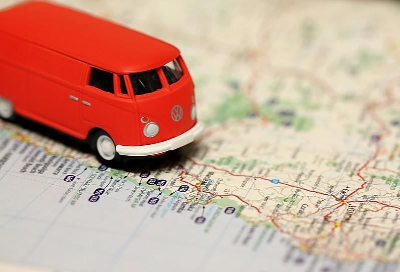 Road Trip, Imagining...