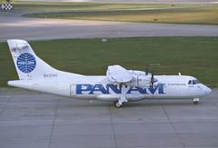 Pan Am Express ATR 42-300; N4204G, October 1988/ ABL
