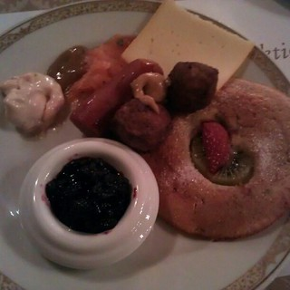 The Scandinavian hotel breakfast is always a good start to the day