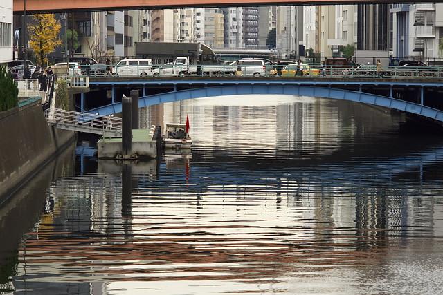 Akiba River Scene