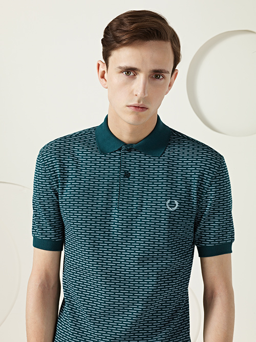 Alex Dunstan0229_FRED PERRY LAUREL WREATH SS13(Fashion Press)