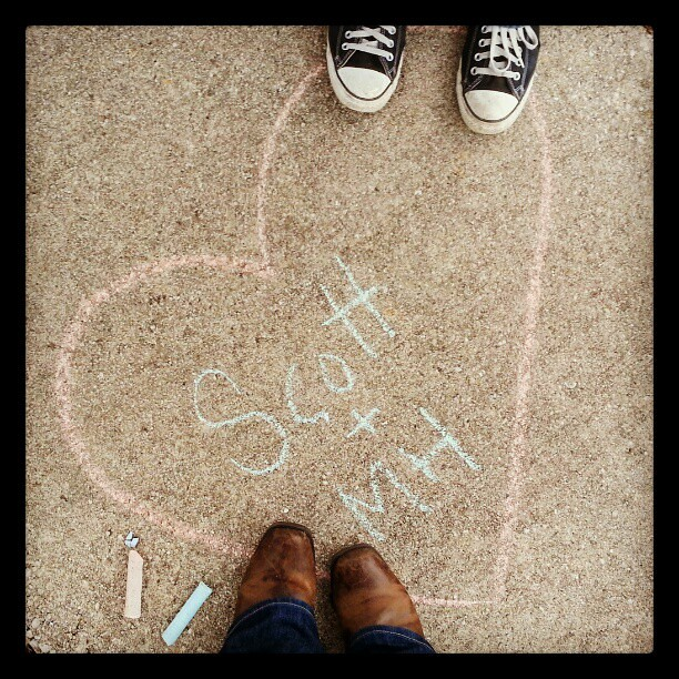 Two dorks in love #365underfoot #012