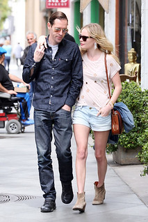 Kate Bosworth Ankle Boots Celebrity Style Women's Fashion 1