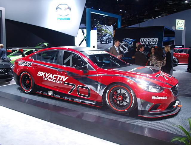 Mazda6 GX Class GrandAm Racer