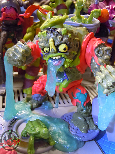 Nickelodeon  TEENAGE MUTANT NINJA TURTLES :: MUTAGEN OOZE xxxv / MUCKMAN'S SNACK (( 2013 ))