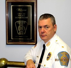 Cliffside Park Police Chief Donald V. Keane
