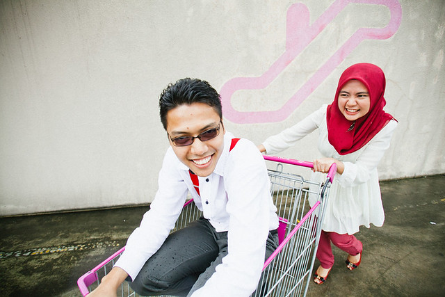 Shahrul + Qura / Portraiture