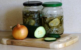 Pickling Cucumbers Jars
