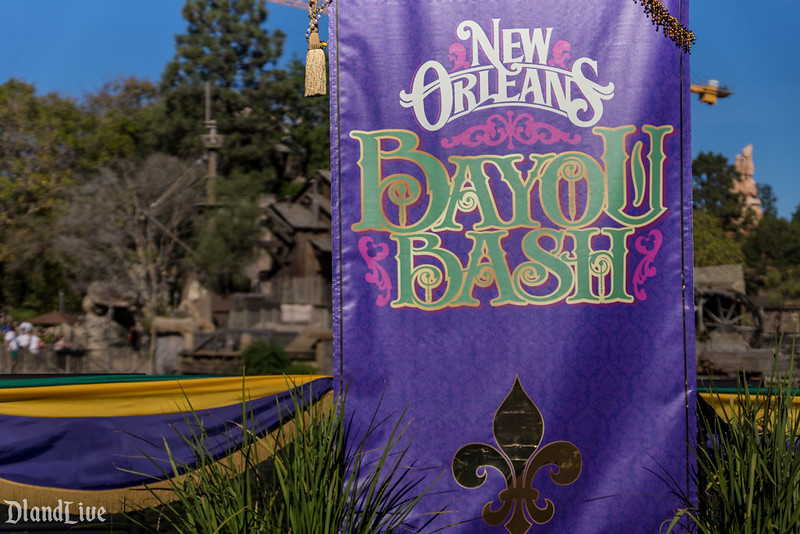 New Orleans Bayou Bash 2013