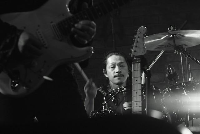 Tears live at Planet K, Tokyo, 19 Jan 2013. 116
