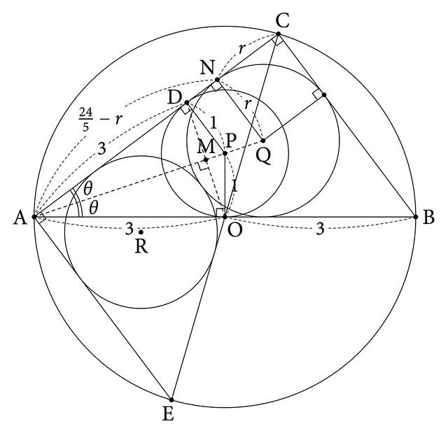 2013センター試験・数学IA第3問(全部入り)