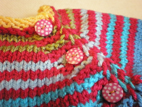 Baby Cardigan Buttons